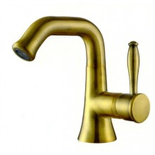 Смеситель для раковины KAISER King 77011-1 Bronze G