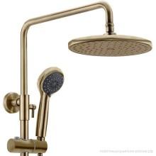 Душевая система KAISER 57188 Bronze