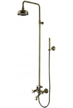 Душевой релинг Elghansa Bronze 3700854Br-1409